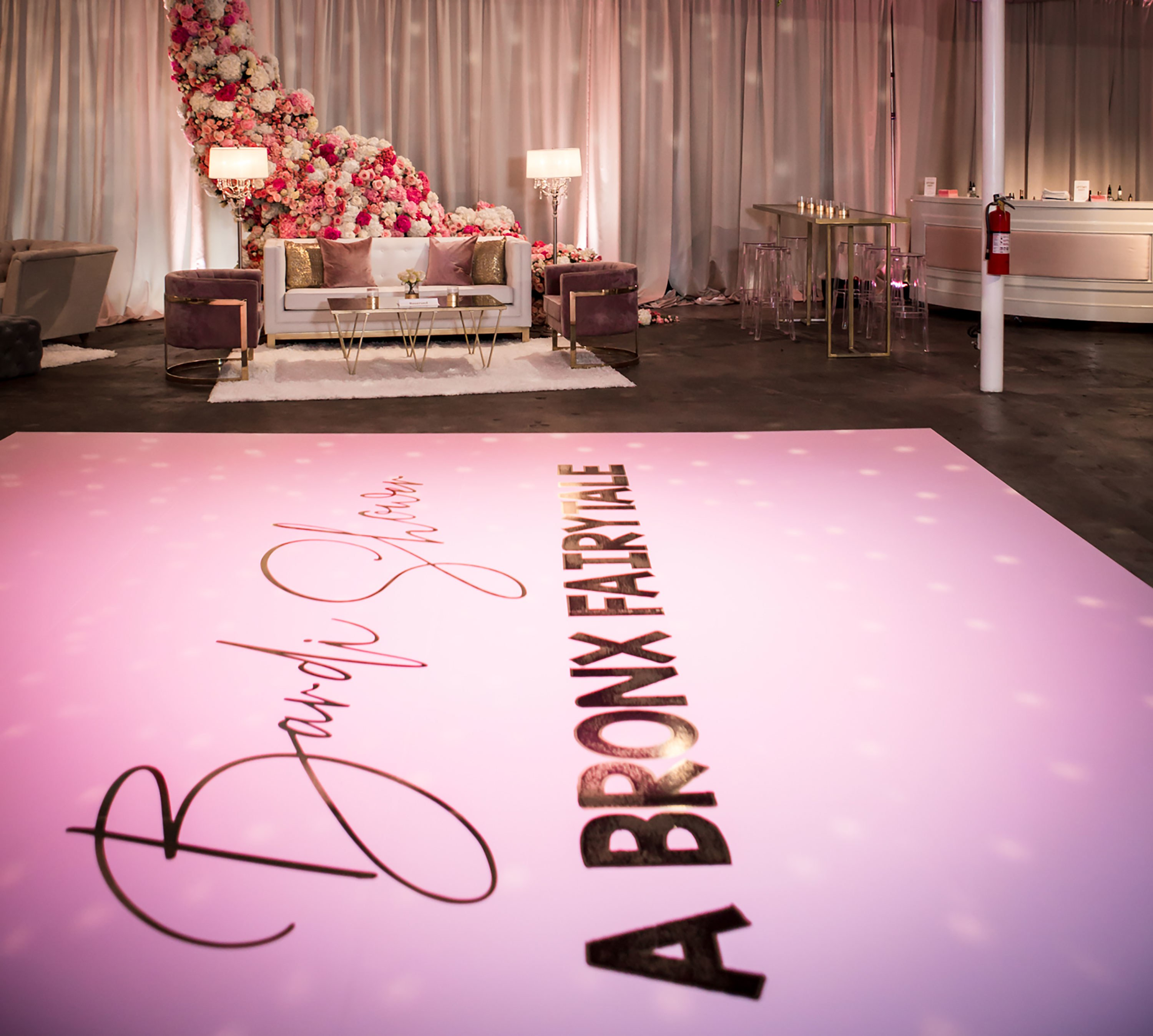 check out pictures from cardi b�s baby shower details of