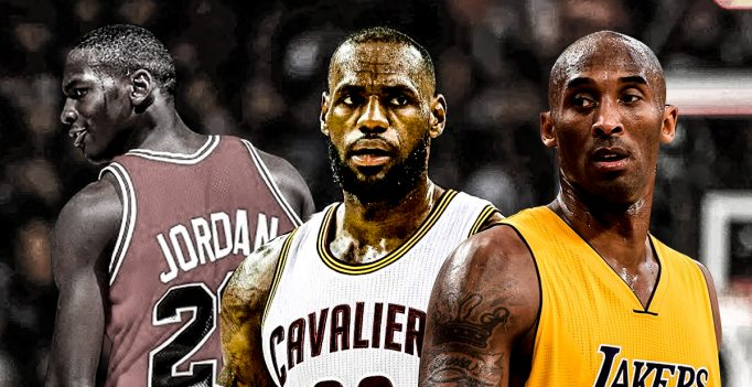 badd7f90331 Who is your Basketball Ball Goat? – Kobe Bryant, Micheal Jordan or Lebron  James (see stats)