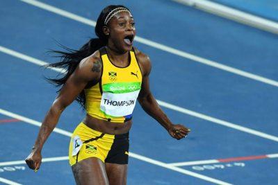 jamaica elaine thompson